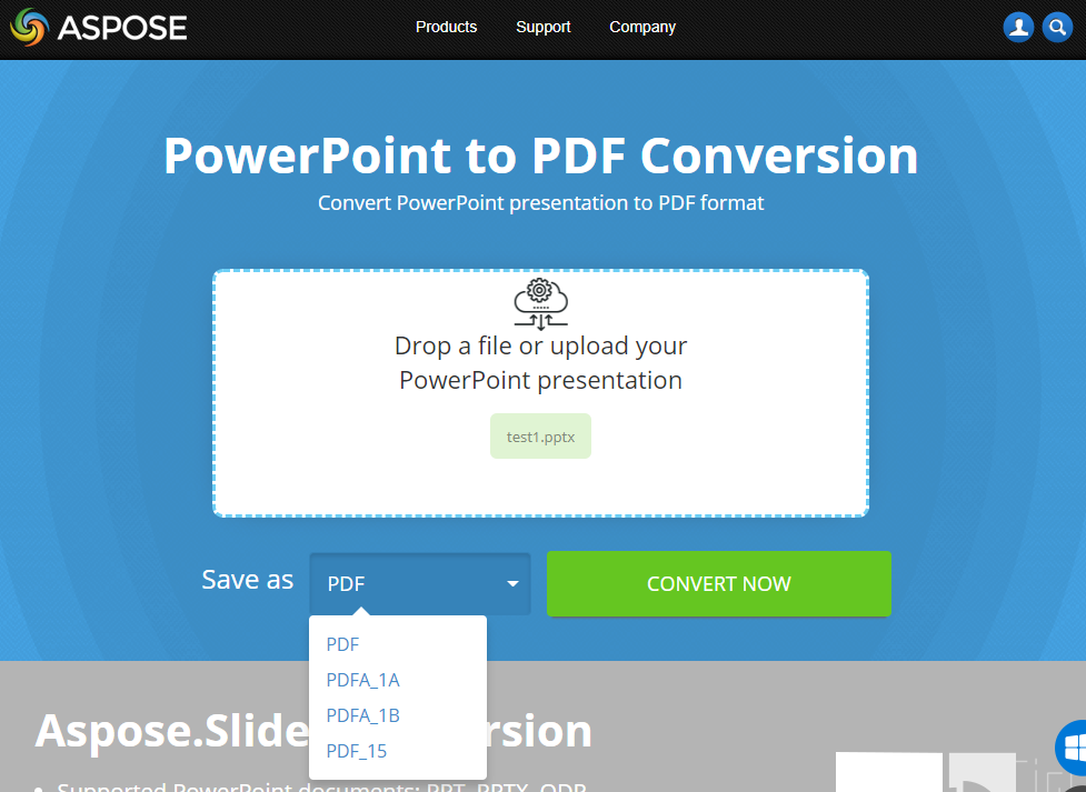 free online powerpoint to pdf converter file format apps blog